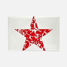 Red Star Vintage Magnets