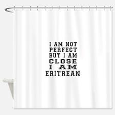 Eritrean Designs Shower Curtain
