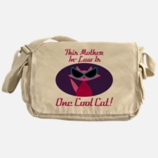 Funny Mother Messenger Bag