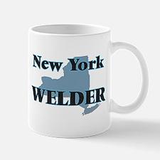 New York Welder Mugs