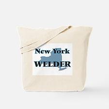New York Welder Tote Bag