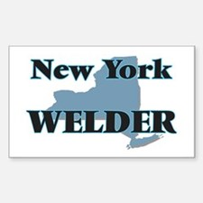 New York Welder Decal