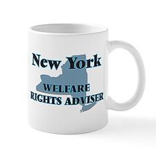 New York Welfare Rights Adviser Mugs