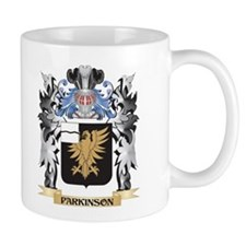 Parkinson Coat of Arms - Family Crest Mugs