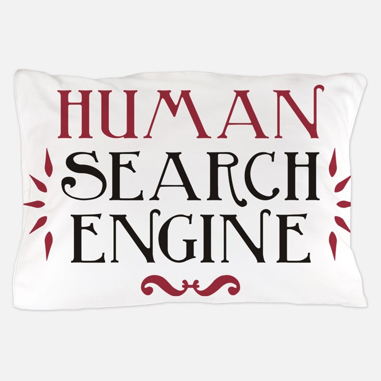 Cute Search engine Pillow Case