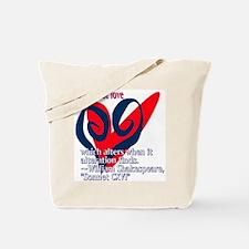 Love Shakespeare Tote Bag