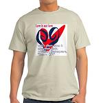 Love Shakespeare Ash Grey T-Shirt