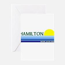 Hamilton, New Zealand Greeting Cards (Pk of 10)