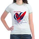 Love Shakespeare Jr. Ringer T-shirt
