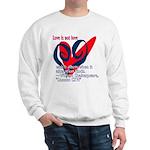 Love Shakespeare Sweatshirt