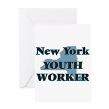 New York Youth Worker Greeting Cards