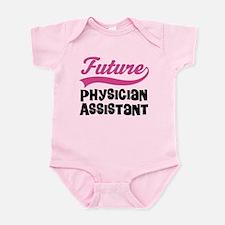 Future Physician Assistant Infant Bodysuit
