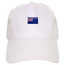 Fox Glacier, New Zealand Baseball Cap