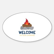 Welcome To Campfire Decal