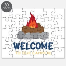 Welcome To Campfire Puzzle