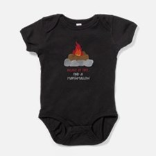 Incase Of Fire Baby Bodysuit