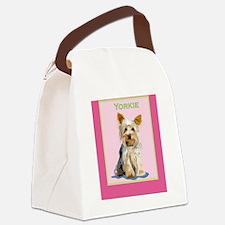 Unique Messenger Canvas Lunch Bag