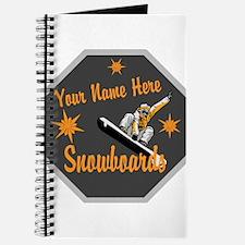 Snowboard Shop Journal