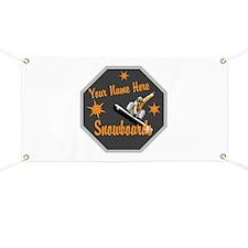 Snowboard Shop Banner