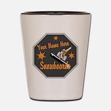 Snowboard Shop Shot Glass