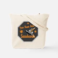 Snowboard Shop Tote Bag