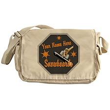 Snowboard Shop Messenger Bag