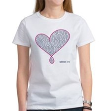 Love Never Ends Tee