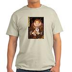 The Queen's Corgi Light T-Shirt