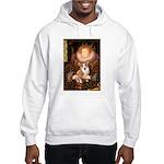 The Queen's Corgi Hooded Sweatshirt