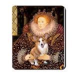The Queen's Corgi Mousepad