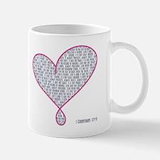Love Never Ends Mugs