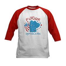 Elephant Future Republican Baseball Jersey