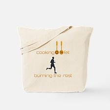 Chef Cook Jogger Tote Bag
