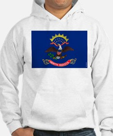 North Dakota State Flag Hoodie