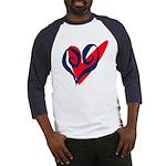 SWEET HEART Baseball Jersey