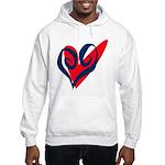 SWEET HEART Hooded Sweatshirt
