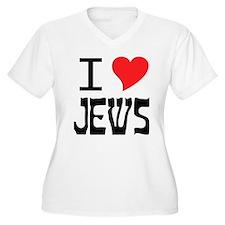 I Heart Jews T-Shirt