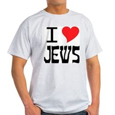 I Heart Jews T-Shirt