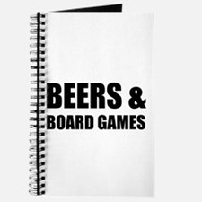 Beers & Board Games Journal