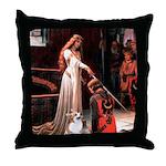 ACCOLADE / Corgi Throw Pillow