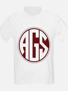 AGS - SEC - Maroon T-Shirt