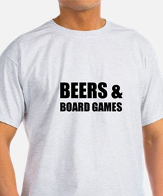 Beers & Board Games T-Shirt