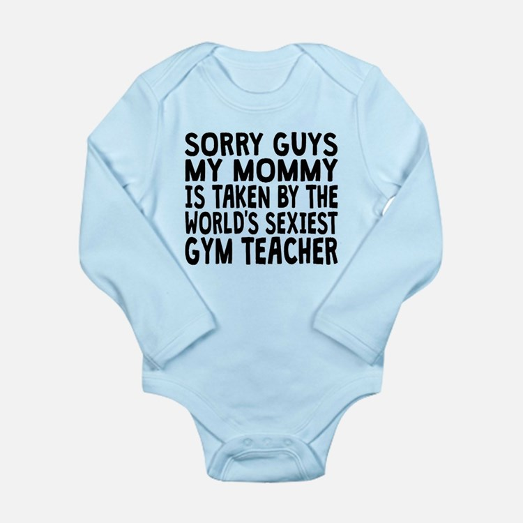 Mommy Is Taken By The Worlds Sexiest Gym Teacher B