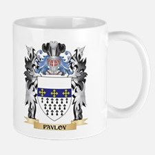 Pavlov Coat of Arms - Family Crest Mugs