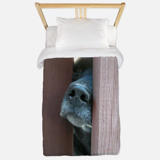 the nose knows Twin Duvet