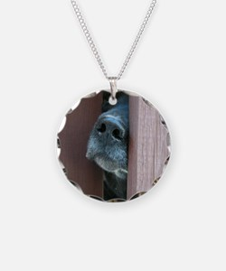 the nose knows Necklace