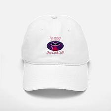 Mother-In-Law Cool Cat Baseball Baseball Cap