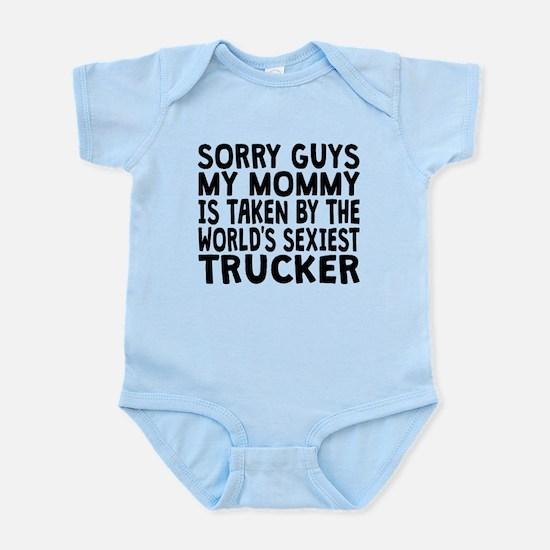 Mommy Is Taken By The Worlds Sexiest Trucker Body
