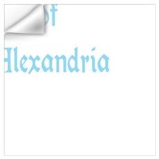 St Catherine of Alexandria Wall Decal