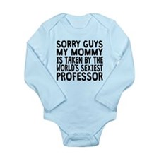 Mommy Is Taken By The Worlds Sexiest Professor Bod
